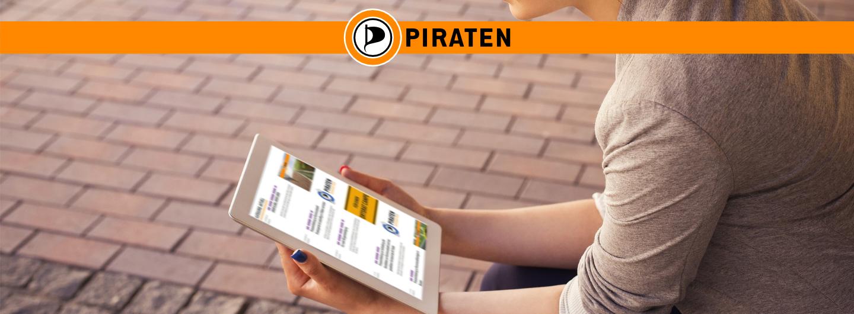 Pressemitteilung zur Kommunalwahl: Piratenpartei ist zukünftig in 5 Räten vertreten